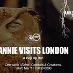 Bar das corujas em Londres