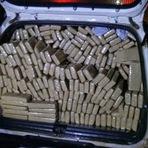 Blogueiro Repórter - Policiais Militares apreendem 700kg de maconha em Curvelo - MG!