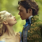 Cinema - Cinderela (Cinderella, 2015). Comercial legendado. Romance, drama e fantasia. Ficha técnica. Cartaz.
