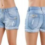 shorts jeans modelos mais que perfeitos
