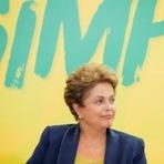 Dilma: manifestações devem ser recebidas com tranquilidade