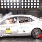 Automóveis - Critérios de segurança endurecem e carros nacionais seriam rebaixados