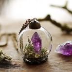 Natureza em joias por Kay Bells