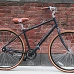 A bicicleta que nunca precisa de manutenção