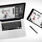 Transforme o iPad numa mesa de desenho profissional