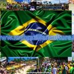 Milhões de pessoas estão protestando pelo Impeachment de Dilma Rousseff