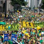 Em São Paulo, mais de 500 mil protestam contra Dilma Rousseff na Av. Paulista