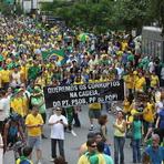 Manifestação já reúne 1 milhão de pessoas em São Paulo