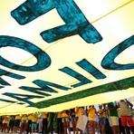 """Dilma defende manifestações: """"na minha época quem protestava ia para cadeia"""" A"""