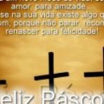 Mensagem de feliz pascoa evangélica
