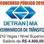 Apostila Concurso DETRAN-MA Examinador de Trânsito 2015