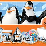 Festa Pinguins de Madagascar
