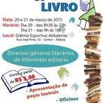 Feira do Livro acontece nos dias 20 e 21 de março em Atibaia