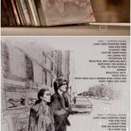 Novela Sete Vidas   CD Double Fantasy de John Lennon e Yoko Ono