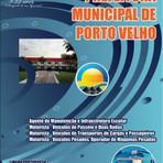 Apostila MOTORISTA 2015 Nível Fundamental - Concurso Prefeitura Municipal de Porto Velho / RO