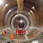 Blogueiro Repórter - Veja um drone voar pelos novos e impressionantes túneis do metrô de Londres