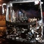 Ônibus sofre atentado no Golandim, zona Norte de Natal