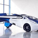 AeroMobil, o carro que se transforma em segundos num avião