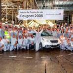 Peugeot já produz novo carro SUV 2008 no Brasil
