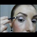 Maquiagem rápida para os olhos