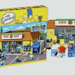 LEGO lança Kwik-E-Mart dos Simpsons