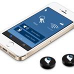TrackR o Rastreador GPS do Tamanho de uma Moeda que Rastreia tudo e sem Chip