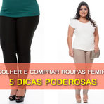 5 dicas poderosas para comprar roupas Plus Size