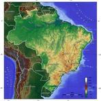 Educação - Mapa do Brasil
