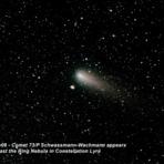 Espaço - Gifs animados de Cometas