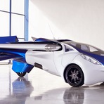 Você poderá comprar um carro voador em 2017!