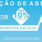 Parceiro: Mega Store - Roupas e Acessórios