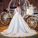 O Vestido de Noiva da Cinderella!