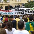 Imprensa internacional diz que 15 de março foi festival do ódio da direita