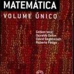 Ebook Matemática - Volume Único