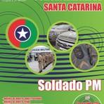 Livros - Apostila SOLDADO PM - Concurso Polícia Militar / SC 2015
