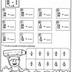 Atividades de matemática para turmas do 4 ano