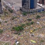 Novo protesto em Vitória contra Dilma começa ser organizado e quer levar 200 mil às ruas