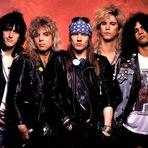 Livros - Livro sobre Guns N'Roses vai virar filme
