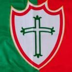 Bandeira do time da Portuguesa