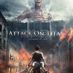 Novas Imagens do Live-Action de Attack on Titan