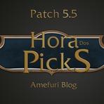 Hora dos Picks - Patch 5.5