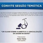 Judicialização da Saúde na Bahia