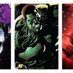 Teoria sobre as origens do Hulk, Coringa e Demolidor