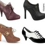 Moda inverno de calçados