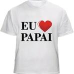 Camisa para dia dos pais