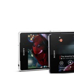 Xperia Z2 com design elegante e TV digital