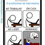 O dia-a-dia de um Profissional de Informática!!!!!!!!!!!