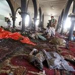 Internacional - Estado Islâmico assume atentado a mesquitas no Iêmen