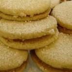 Receita: Biscoito de Limão com Doce de Leite