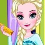 Frozen Elsa Vestidos de Festa
